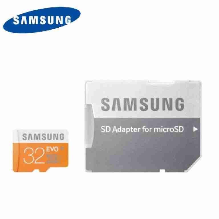 Memoria Samsung MicroSDHC EVO, 32GB, Clase 10