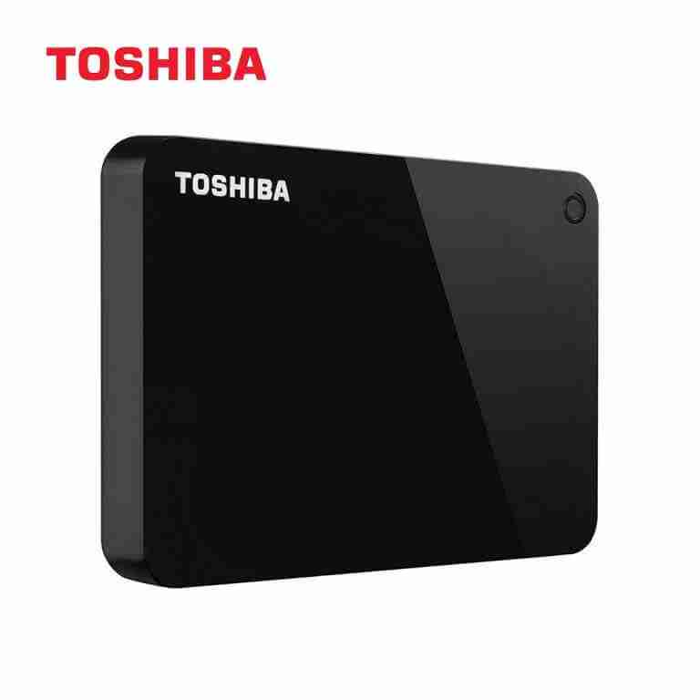 Disco duro externo Toshiba Canvio Advance, 2TB