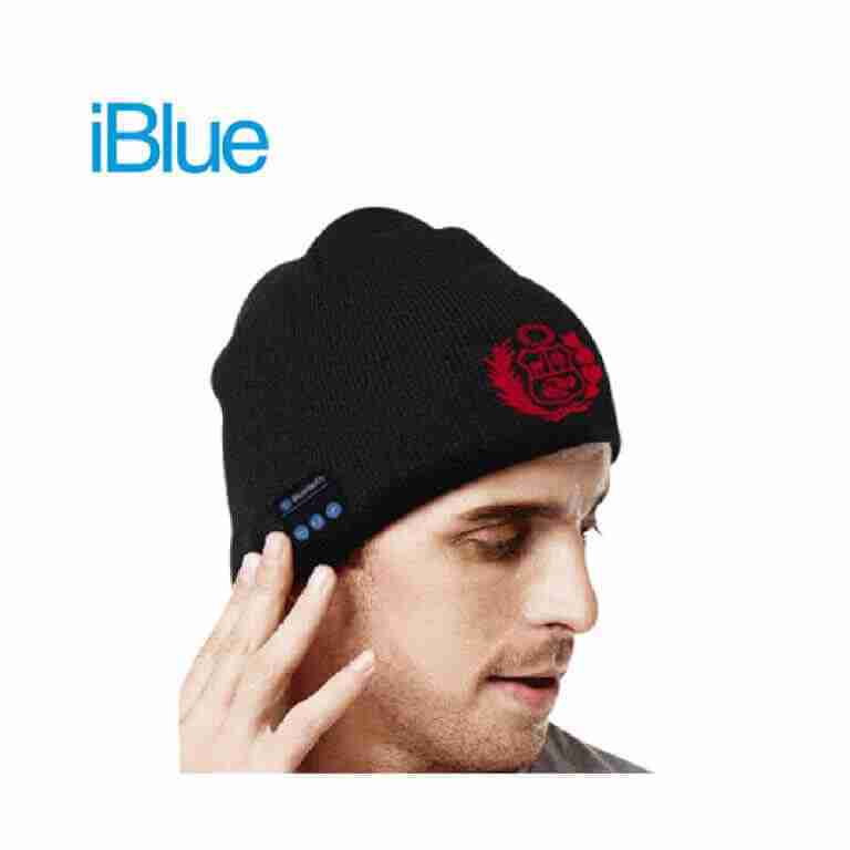 Gorro Bluetooth IBLUE